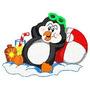 B717 Coleção Bordado Computadorizados Pinguim Janome Brother