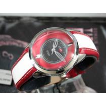 Relógio Designer Factory White Label Caixa Aço Oportunidade