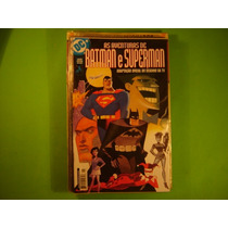 Cx C 42 Mangá Hq Dc As Aventuras De Batman E Superman