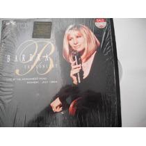 Laserdisc Ld Barbra Streisand The Concert Live Arrowhead