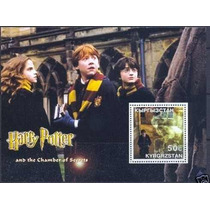Selos - Harry Potter - Kirguistão 2002 Mnh