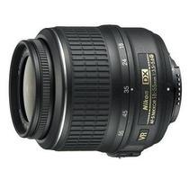 Lente Nikon Nikkor Af-s Dx 18-55mm F/3.5-5.6g Vr - Nova!
