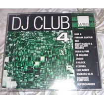 Cd Dj Club 04 - Wea Music (original)
