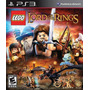 Lego Lord Of The Rings - [ps3] Usado