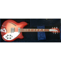 Rickenbacker 360/6 Impecável E Nova! Case+tags Originais!
