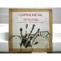 Capital Inicial Pedra Na Mao Lp Vinil Single Polydor 1988
