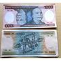 Cédulas Dinheiro Antigo - Nota De Mil Cruzeiros 30,00 Cada