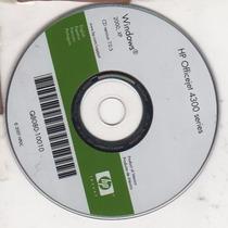 Cd De Instalação Par Impressora Hp Officejet 4355-4300