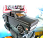 Hot Wheels Custom 69 Chevy Preto Fosco (envelopado) Macdonis