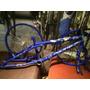 Quadro De Bicicleta Axxis Cross Aro 20 Buzz Com Rodas