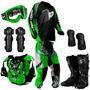 Kit Equipamneto Insane Motocross Trilha Enduro Pro Tork