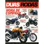Duas Rodas N°402 Honda Cbr 600rr Suzuki Gsx-r 750 Zx6-r Mvk