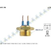 Sensor Temperatura Ford 1.6 Cht A Partir De 87 Álcool - Mte