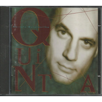 Cd Marcelo Quintanilha - Quinta - 1998 - 2º Álbum