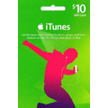Cartao Itunes Gift Card 10 Dolares Usa