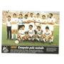Poster Santos Campeão 1º Turno Paulista 1986 Placar Especial