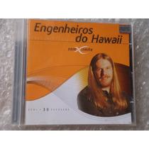 Cd-duplo-engenheiros Do Hawaii-sem Limite
