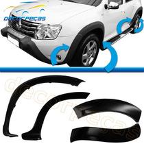 Kit Moldura Alargador Paralama Duster Modelo Aventura
