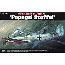 Focke Wulf Fw190 Dora Academy 1/72 Tipo Kit Revell E Tamiy