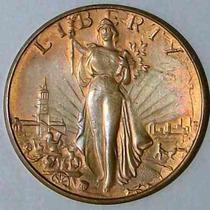 Antiga Medalha Americana Comemorativa Aos 200 Anos Dos U S A
