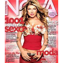 Fergie Revista Nova Ed.405-jun\2007