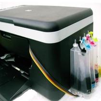 Bulk Ink P/ Hp Impressora C4480 Cartucho 74 E 75