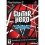 Jogo Lacrado Guitar Hero Van Halen Para Ps2 Playstation 2