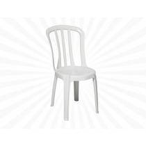 Cadeiras Plasticas Bistrô (no Atacado)-