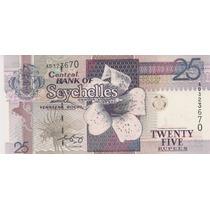 Seychelles - 25 Rúpias - Ano 2005