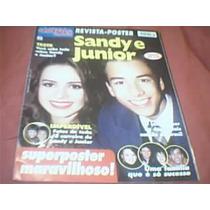 Sandy E Junior-pôster Gigante-astros- Revista Poster