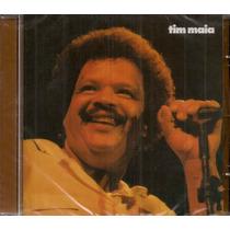 Cd - Tim Maia - 1980 - Lacrado - Raro