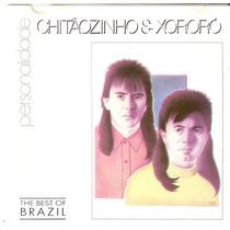 Cd Chitãozinho & Xororó - Personalidade - Usado***