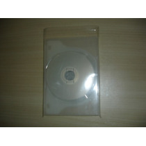 Embalagem Saquinho Aba Adesiva 15x20x5cm Cd Dvd Box Caixa