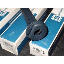 Bucha Azul Encosto Apoio Cabeça Banco Traseiro Gm Omega