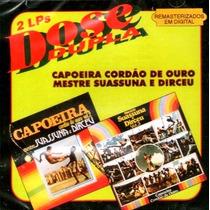 Cd / Mestre Suassuna = 2em1 Capoeria Cordão De Ouro V.2/ V.3
