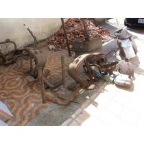 Lambretta Ld - Paralamas Dianteiro Para Restauração