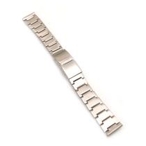 Pulseira P/ Relógio Aço Orient 18mm Prata Frete G. B0736