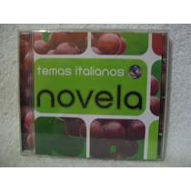 Cd Temas Italianos De Novelas