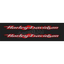 Adesivos Harley Davidson Sportster 883 Custom!!! Decalx