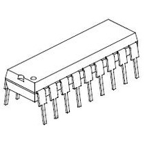 Ht12d+ht12e-componente Eletronico Modulo Rf Microcontrolador