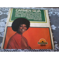 Carmen Silva Adeus Solidão - Disco Vinil Lp