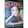 Playboy Nº 132 Sônia Braga Julho 1986 C/ Poster* Raro*