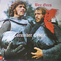Lp Cucumber Castle - The Bee Gees - 1980 - Album Simples.