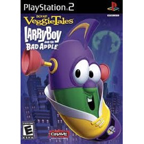 Jogo Veggietales : Larryboy And The Bad Apple Para Ps2