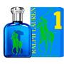 Perfume Polo Ralph Lauren Nº1 Big Pony 125ml + Frete Grátis!