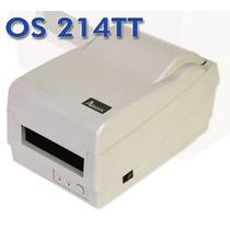 Impressora Etiqueta Codigo Barras Rabbit Argox Os 214 Ñ Tlp