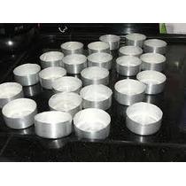 Forminha Pão De Mel Nº 1 Kit Com 24 Unidades Em Aluminio
