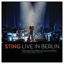 Sting Live In Berlin (digipack) 2pc Cd Importado