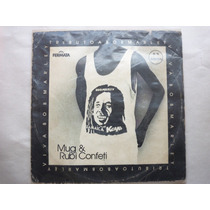 Compacto Mug & Rubi Confeti Tributo Bob Marley 82 Axé Reggae