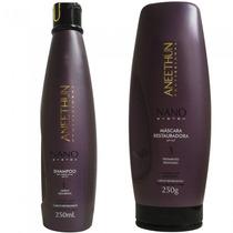 Kit Aneethun Kit Nano System - Shampoo E Máscara Nano System